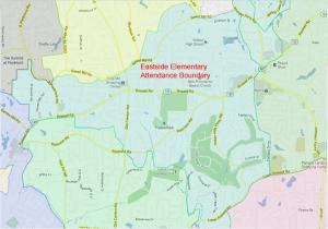 Eastside Elementary Attendance Zone